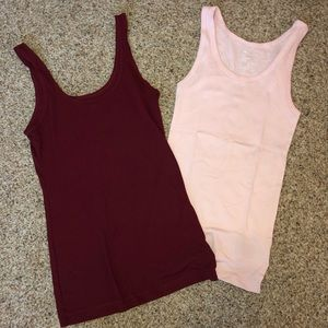 Package of tank tops